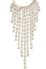 Sparkly earrings - Gold - Ladies | H&M CN 2