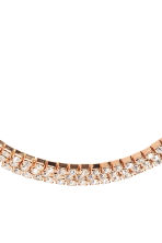 Sparkly stone choker - Gold - Ladies | H&M CN 2