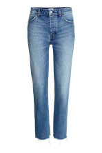 Straight Regular Jeans - Blu denim - DONNA | H&M IT 2