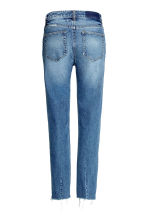 Straight Regular Jeans - Blu denim - DONNA | H&M IT 3