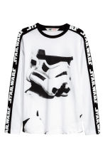 Long-sleeved T-shirt - null -  | H&M CN 2