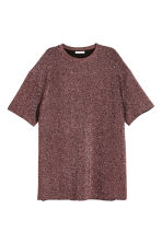 Glittery top - Black/Pink - Ladies | H&M CN 2