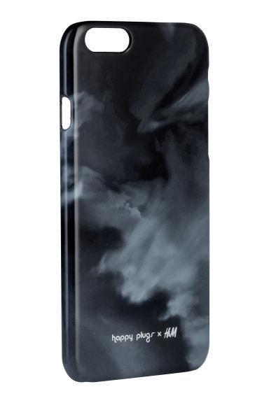 iPhone 6/6s-case - Zwart/grijs -  | H&M BE 1