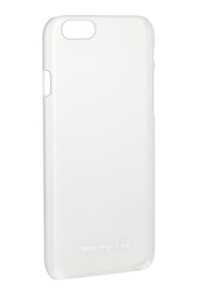 Funda para iPhone 6/6s - Blanco/Escarcha - HOMBRE | H&M ES 1