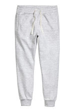 Sweatpants - Light grey - Men | H&M CN 2