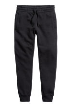 Sweatpants - Black - Men | H&M CN 2