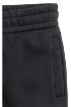 Sweatpants - Black - Men | H&M CN 3