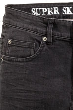 Super Skinny Jeans - Black washed out - Men | H&M 3