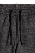 Sweatpants - Black marl - Men | H&M 3