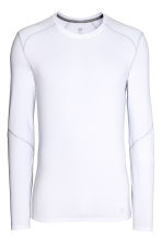 T-shirt training - Blanc - HOMME | H&M FR 2