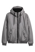 Padded jacket - Grey - Men | H&M 2