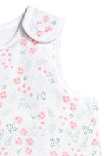 Sleeping sack - White/Floral - Kids | H&M CN 2