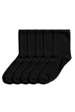 5-pack socks - Black - Ladies | H&M 2