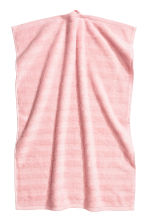 Hand towel - Light pink - Home All | H&M CN 1