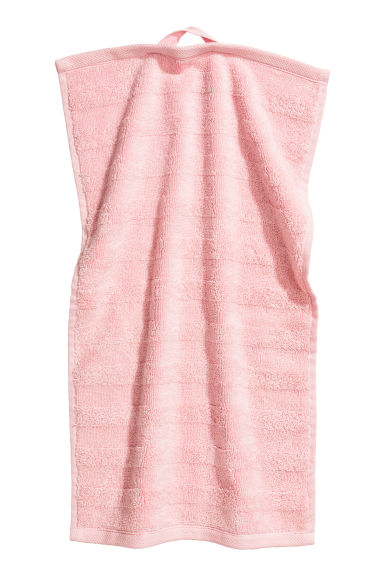 Lot de 2 essuie-mains - Rose clair - Home All | H&M FR 1