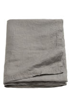 Nappe en lavé - Gris - HOME | H&M BE 1