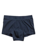 3-pack boxer shorts - Dark blue - Men | H&M CN 3