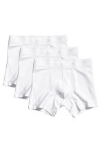 3-pack boxers - White - Men | H&M 2