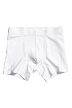 3-pack boxers - White - Men | H&M 3