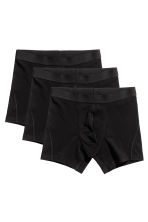 3-pack boxers - Black - Men | H&M 2