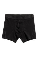 3-pack boxers - Black - Men | H&M 3