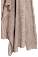 Fine-knit cardigan - Light mole - Ladies | H&M CN 3