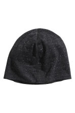Running hat - Black/Neps - Men | H&M CN 1