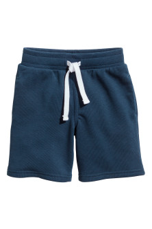 Shorts in felpa