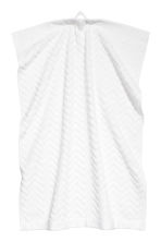 Jacquard-patterned hand towel - White - Home All | H&M CN 2