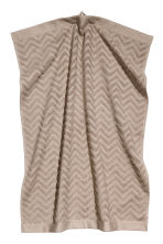 Jacquard-patterned hand towel - Mole - Home All | H&M CN 2
