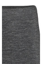 Pencil skirt - Dark grey marl - Ladies | H&M CN 3