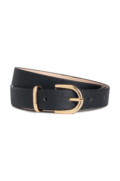 Narrow belt - Black - Ladies | H&M 1