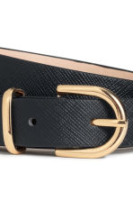 Narrow belt - Black - Ladies | H&M 3