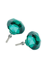 2-pack knobs - Petrol - Home All | H&M GB 1