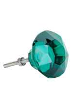 2-pack knobs - Petrol - Home All | H&M GB 2