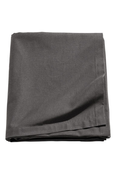 Cotton tablecloth - Anthracite grey - Home All | H&M GB
