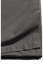Cotton tablecloth - Anthracite grey - Home All | H&M CN 2