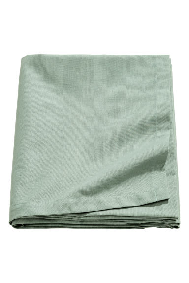 Nappe en coton - Vert ancien - Home All | H&M FR 1