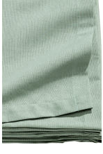 Cotton tablecloth - Dusky green - Home All | H&M CN 2