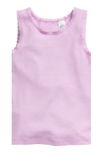 2-pack tops - White/Disney Princesses - Kids | H&M 2