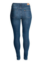 H&M+ Slim Jeans - Dark denim blue - Ladies | H&M CN 2
