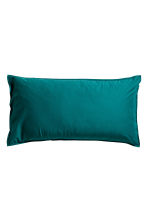 Pillowcase - Petrol - Home All | H&M CN 1