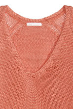 Knitted jumper - Apricot - Ladies | H&M 3