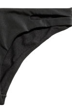 Bikini bottoms - Black - Ladies | H&M 4