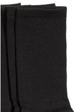 3-pack sports socks - Black - Men | H&M 2