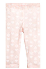Jersey pyjamas - Powder pink/Frozen - Kids | H&M 3