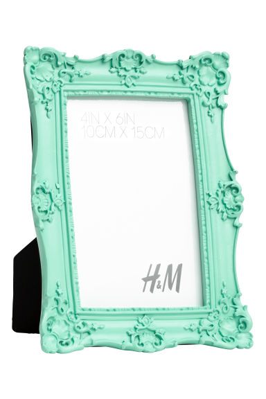 Cadre photo - Menthe - HOME | H&M BE