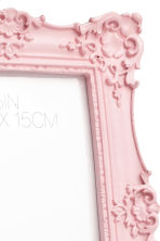 Photo frame - Light pink - Home All | H&M CN 2