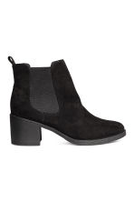 Ankle boots - Black - Ladies | H&M CN 1