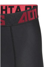 Sports boxer shorts - Black/Red - Men | H&M CN 3